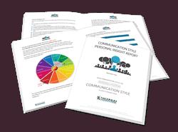 Communication Styles Sample Report