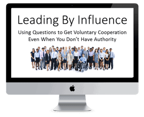 Leading By Influence Video Program