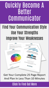 Communication Style Assessment