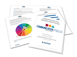 Communication Styles 2.0 Personal Insight Report